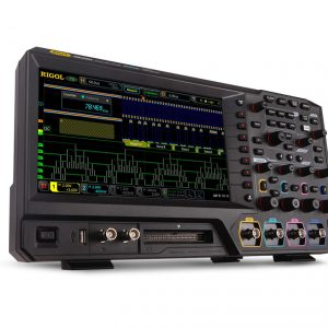 High quality four channel oscilloscope